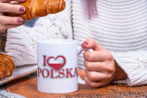 Mug tasse I LOVE POLSKA